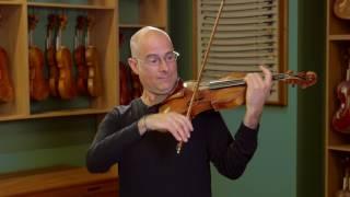 Violin by Lorenzo Storioni, Cremona 1779