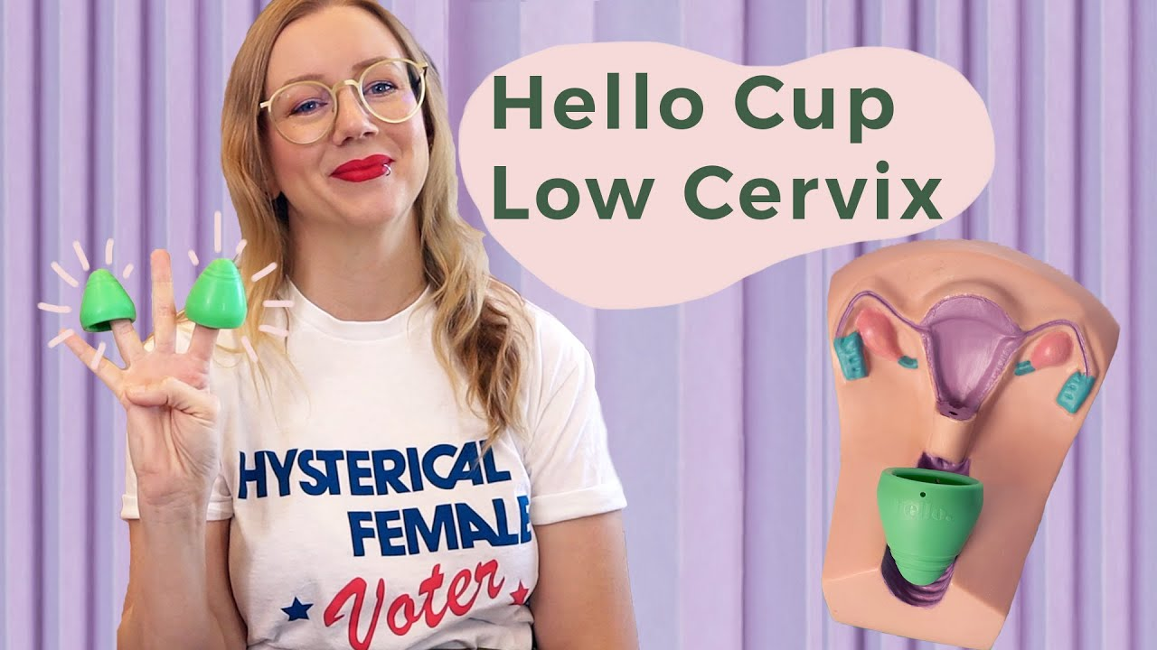 Hello Cup Low Cervix   Comparisons and Experience