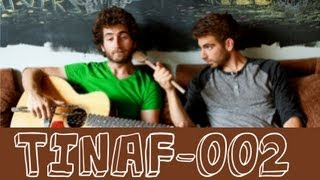002- Podcast – Lost Finger Painting and Calculator Freedom – TINAF