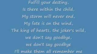 Celine Dion   Immortality (Lyrics)