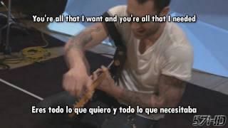Maroon 5 Ft. PJ Morton - Is Anybody Out There? HD Video Subtitulado Español English Lyrics
