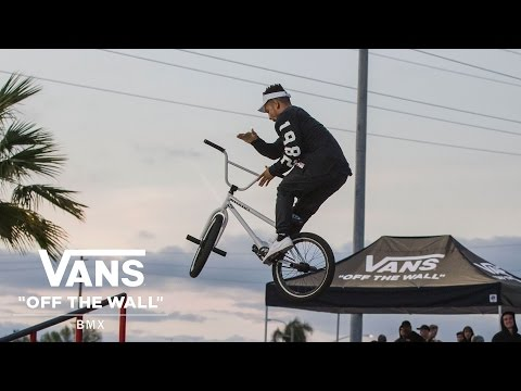 2017 Vans BMX Street Invitational: Chad Kerley - 3rd Place Run | BMX | VANS