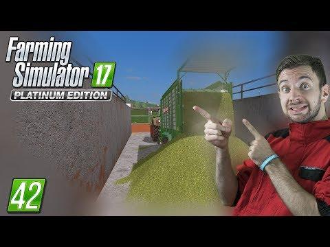 VELKÉ ZÁSOBY SILÁŽE | Farming Simulator 17 #42