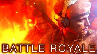 NEW BATTLEFIELD 5 BATTLE ROYALE | FIRESTORM GAMEPLAY | FIRST LOOK