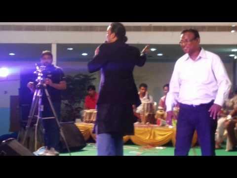 Ehtesham singing Parda Hain parda