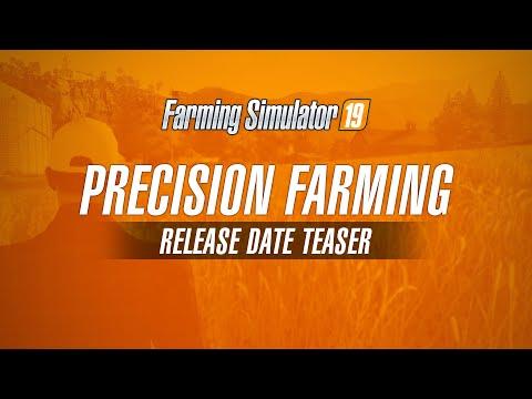 Farming simulator precision farming trailer