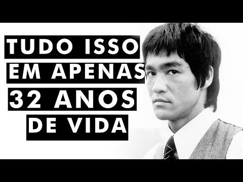 9 Fatos mostrando que Bruce Lee era um super humano