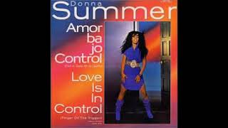 Donna Summer - Love is in Control-  Chromeo & Oliver Extended Remix