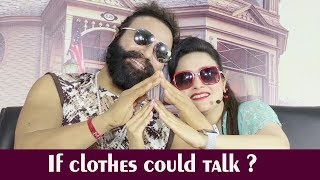 If Clothes could talk? | A video by Saint Dr MSG Insan & Honeypreet Insan
