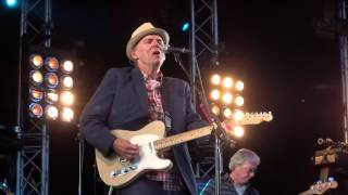 John Hiatt & The Combo - Real Fine Love - Roots in the Park 2015 - Utrecht