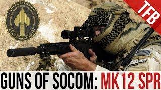 Guns of SOCOM: The Mk12 Special Purpose Rifle