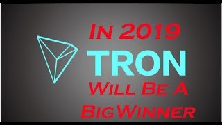 Tron Star...Will Tron Explode in 2019?