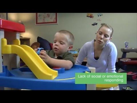 اوتیسم چیست؟ آیا علائم آنرا میدانید؟   ویدوآل
