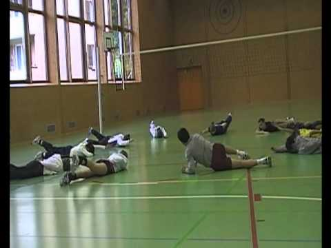 Preview video Warm up prof. Alessandro Lodi parte4
