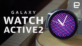 Samsung Galaxy Watch Active2 Hands-On: Samsung's balancing act