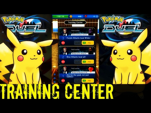 mp4 Training Center Pokemon Duel, download Training Center Pokemon Duel video klip Training Center Pokemon Duel