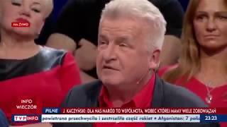 Ikonowicz: Jarosław Kaczyński mnie wyręcza, jest bardziej socjalistyczny