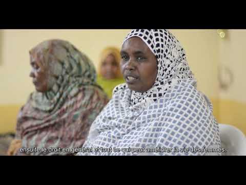 Donner la parôle aux femmes à Djibouti