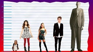 How Tall Is Bethany Mota? - Height Comparison!