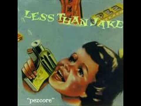 LESS THAN JAKE: Downbeat