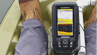 Эхолот garmin striker 4 plus 010-01870-01
