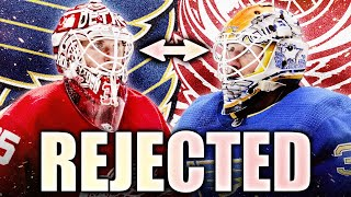 Red Wings REJECTED St. Louis Blues Trade Offer (Jimmy Howard For Jake Allen In 2018 - NHL Rumours)