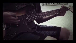 Glass is broken - Chicosci Guitar Cover