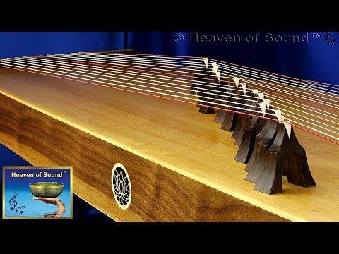 Custom KoTaMo - Monochord + Koto + Tanpura, OM, 432 Hz, Concert