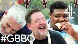 """""""What Is It?"""" Big Narstie Completely IGNORES the Rules!   The Great Celebrity Bake Off for SU2C"""
