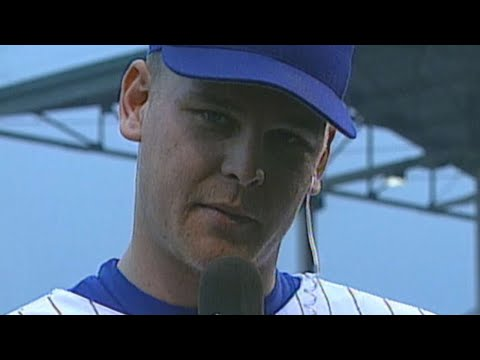 Kerry Wood discusses his 20-strikeout performance