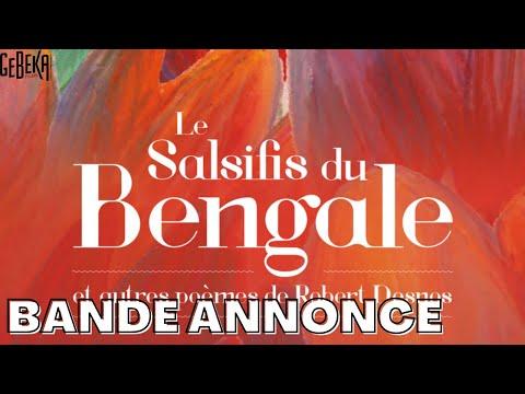 Bande annonce Le Salsifis du Bengale et autres poèmes de Robert Desnos