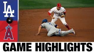 Destaques do jogo Dodgers vs. Angels (5/7/21) | Destaques da MLB