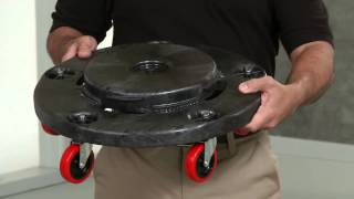 Rubbermaid Commercial Quiet Dolly