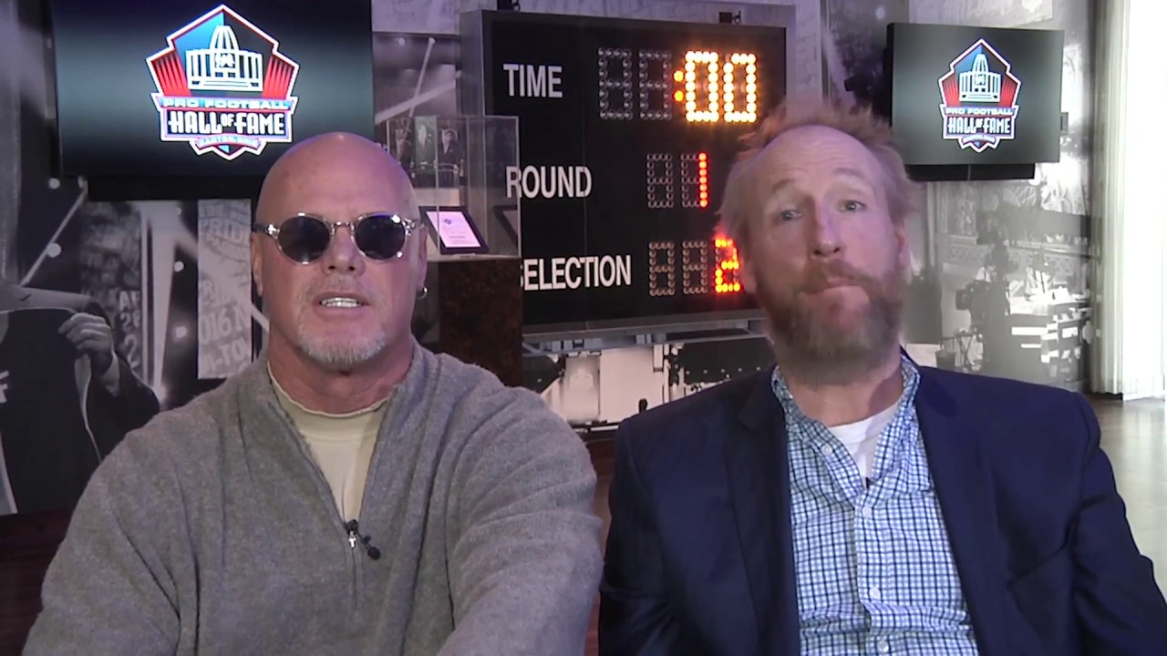Jim McMahon and Matt Walsh Invite