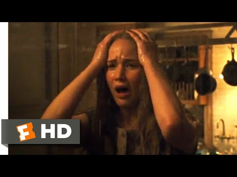mother! (2017) - Horrible Guests Scene (2/10) | Movieclips