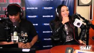 Sway's Universe - Tinashe Freestyles over the 5 Fingers of Death + Talks Touring with Nicki Minaj & Katy Perry