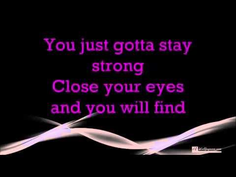 Ashley Tisdale - You're Always Here - Lyrics