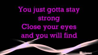 Ashley Tisdale - You're Always Here - Lyrics