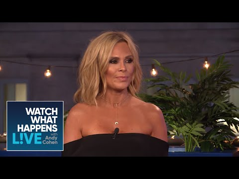 What Did Tamra Judge Have Done To Her Face? | RHOC | WWHL