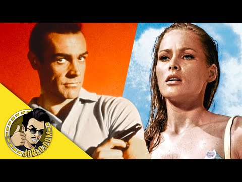 DR. NO - James Bond Revisited