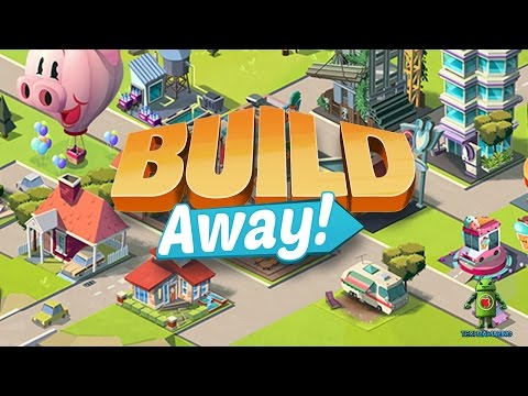 Build Away - Idle City Builder (iOS/Android) Gameplay HD