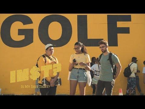 Kris Wu - Deserve feat. Travis Scott: STREET REACTIONS at Tyler, The Creator's GOLF store