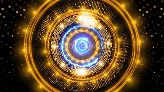 free golden background, DJ / VJ Loops background, stage motion background video, stage light effect