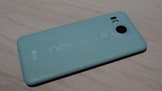 Google Nexus 5X hands-on thumbnail
