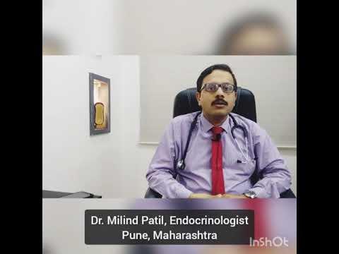 Dr. Milind Patil, Endocrinologist| Swami Clinic