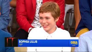 Sophia Lillis Funny Moments Part 2