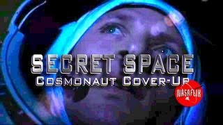 NASAFLIX SECRET SPACE Cosmonaut Cover up MOVIE
