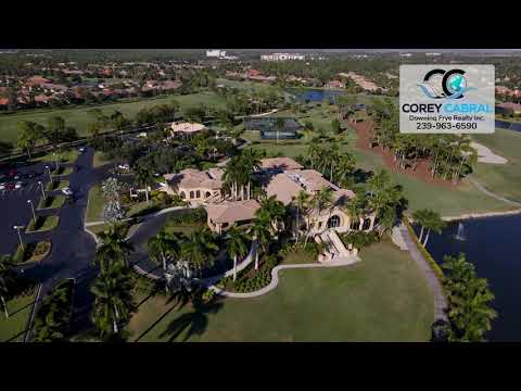 Lely Resort Golf & Country Club Naples FL Clubhouse Real Estate Homes & Condos