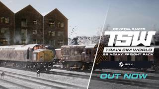 VideoImage1 Train Sim World®: BR Heavy Freight Pack Loco Add-On