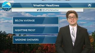 CNET Forecast 10/17/18